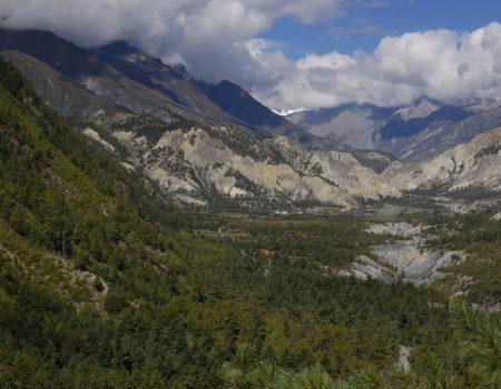 [Annapurna Circuit] cz. 3: Chame – Manang
