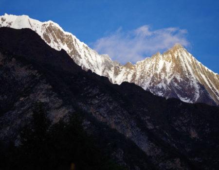 [Annapurna Circuit] cz. 2: Chyamche – Chame