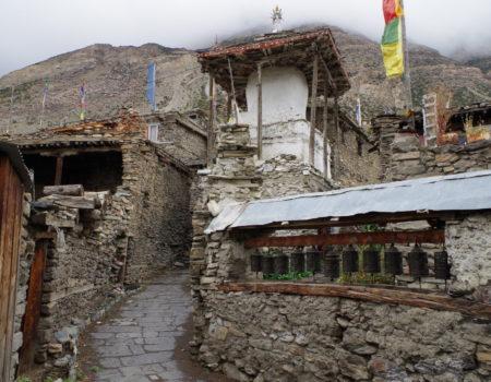 [Annapurna Circuit] cz. 4: Manang